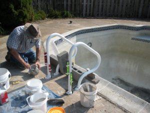 Caulking Amp Tile Repair For Inground Pools