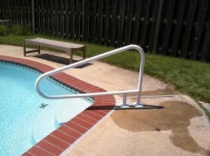 Caulking Tile Repair For Inground Pools