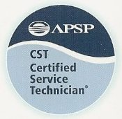 Certified Service Technician