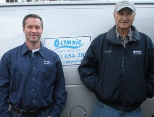 Mike & Joe Matassino of Olympic Pool Service