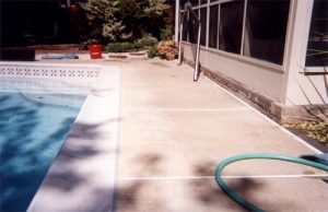 pool caulking